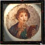 Sappho - Portrait - date inconnue.